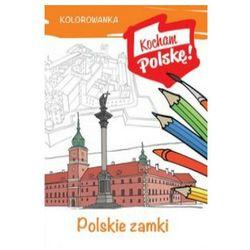 Kolorowanka polskie zamki - krzysztof kiełbasiński