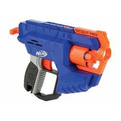 Pistolet N-Strike Elite Scout MKII/ Super Soaker Washout/ Nerf MEGA Hotshock, 1 sztuka (Elite Scout MKII)