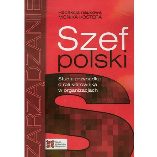 Biblioteka biznesu, Szef polski (opr. miękka)