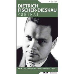 DIETRICH FISCHER-DIESKAU - Portrait (4CD)