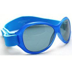 Okulary przeciwsłoneczne UV, 2-5 lat, KIDZ BANZ - niebieski