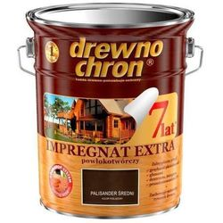 DREWNOCHRON- impregnat, palisander średni, 4.5 l (extra)