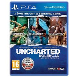Uncharted Kolekcja Nathana Drake'a (PS4)