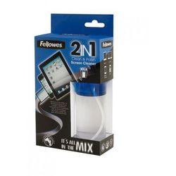 Zestaw 2w1 do czyszczenia ekranów Fellowes - 125 ml