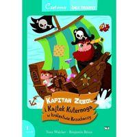 Książki dla dzieci, Kapitan Zębol i Kajtek Kuternoga w królestwie Brzuchaczy (opr. miękka)