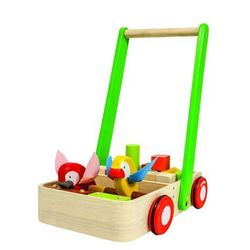 Drewniany chodzik z ptaszkami, Plan Toys®