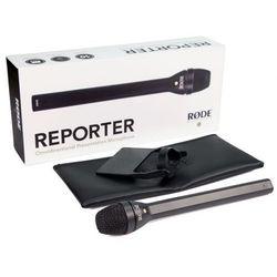 Rode Reporter mikrofon reporterski z nakładką Płacąc przelewem przesyłka gratis!