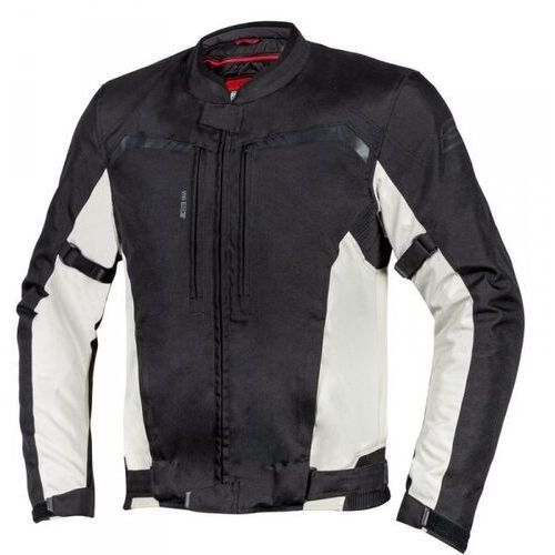 Pozostałe akcesoria do motocykli, Ozone kurtka tekstylna delta iv black/light grey
