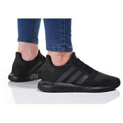 adidas Originals SWIFT RUN Tenisówki i Trampki black