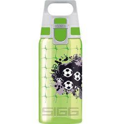 Sigg Viva Kids One Drinking Bottle 500ml Kids, zielony/czarny 2021 Bidony