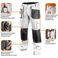 Spodnie i kombinezony ochronne, NEO Tools 81-120-XL - produkt w magazynie - szybka wysyłka!