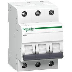 Wyłącznik nadprądowy B10 A 3-fazowy K60N Schneider Electric