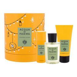 Acqua di Parma Colonia Futura zestaw Edc 100 ml + Żel pod prysznic 75 ml + Dezodorant 50 ml unisex