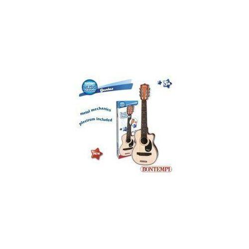 Instrumenty dla dzieci, Gitara plastikowa