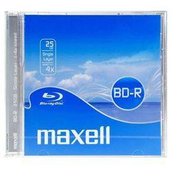 Płyta Blu-Ray BD-R 25GB 4x MAXELL Jewel Case