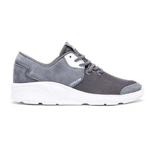 Męskie obuwie sportowe, buty SUPRA - Noiz Magnet-White (MGT) rozmiar: 42