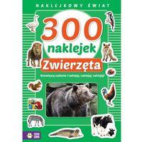 Naklejki, 300 naklejek Zwierzęta Naklejkowy świat