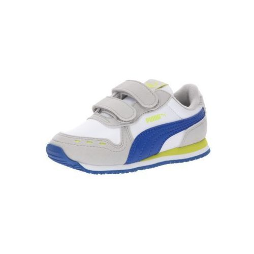 Buty sportowe dla dzieci, PUMA Trampki 'Cabana Racer SL V Inf' kremowy / niebieski