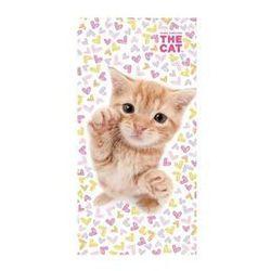 Ręcznik Licencja nr 571 The Cat 70x140