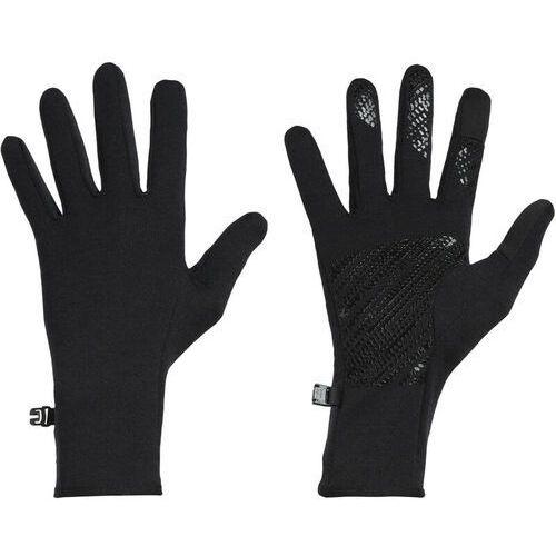 Odzież do sportów zimowych, Icebreaker Quantum Rękawiczki, black L   9-10 2020 Rękawice narciarskie