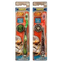 FireFly Szczoteczka do Zębów dla Dzieci Star Wars: Kolor - Czerwony