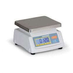 Waga stołowa z legalizacją T-SCALE TST28-15D, 2 wyświetlacze