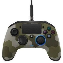 Kontroler BIG BEN Nacon Revolution Controller Camo Zielony do PS4