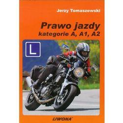 Prawo jazdy. Podręcznik kat. A, A1, A2 (2013) (opr. miękka)