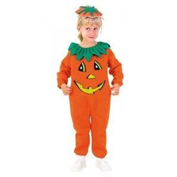 Strój na Halloween Dynia 3 - 4 lata, kostium/ przebranie dla dzieci, odgrywanie ról