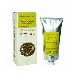 The Secret Soap Store - Krem do rąk 20% masła Shea, trawa cytrynowa 80 ml