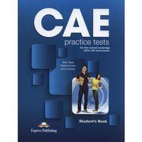 Książki do nauki języka, CAE Practice Test SB (opr. miękka)