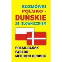 Przewodniki turystyczne, Rozmówki polsko-duńskie ze słowniczkiem (opr. miękka)