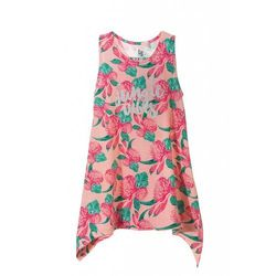 Bluzka na lato dla dziewczynki 4I3234