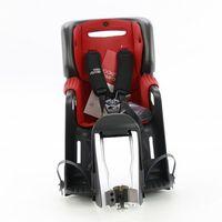 Foteliki rowerowe, Fotelik rowerowy ROMER JOCKEY 3 COMFORT BRITAX- kolor wyściółki czerwono-granatowy 2020