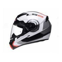 KASK LS2 FF352 ROOKIE ATMOS WHITE RED