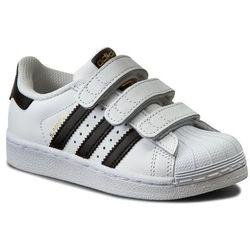 Buty adidas - Superstar Foundation CF C B26070 Ftwwht/Cblack/Ftwwht