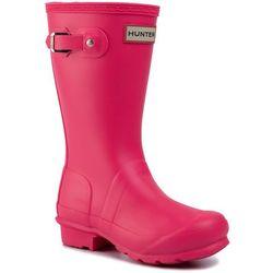 Kalosze HUNTER - Orginal Kids JFT6000RMA Bright Pink