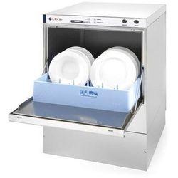 Zmywarka do naczyń 50x50 z dozownikiem detergentu i pompą spustową 230 V Hendi - kod Product ID