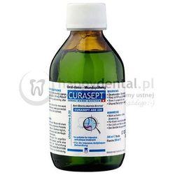 CURASEPT ADS 220 płyn do płukania jamy ustnej z chlorheksydyną 0.20% - 200ml