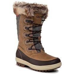 Śniegowce HELLY HANSEN - W Garibaldi Vl 11592-704 Camel/Coffe Bean/Bunge