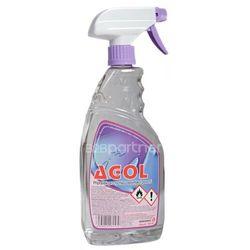 AGOL - Alkoholowy środek dezynfekujący do powierzchni i przedmiotów, 5x 750 ml