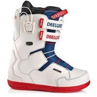 Buty do snowboardu, buty snowboardowe DEELUXE - The Brisse ID TF white (9140) rozmiar: 44