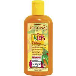 KIDS Szampon i żel pod prysznic dla dzieci
