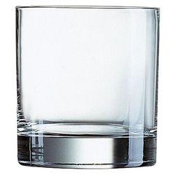 Szklanka niska | różne wymiary | 100-380ml | ISLANDE