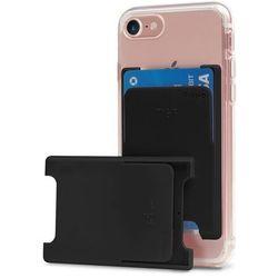 Ringke Slot Card Case etui na karty dokumenty przyklejane do telefonu czarny (ACSC0001)