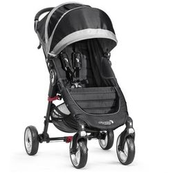 Wózek BABY JOGGER City Mini Single 4W Black/Gray + DARMOWY TRANSPORT!