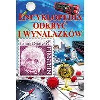 Słowniki, encyklopedie, Encyklopedia Odkryć i Wynalazków + zakładka do książki GRATIS (opr. twarda)