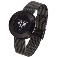 Smartbandy, Smartwatch Garett Women Lea czarny stalowy