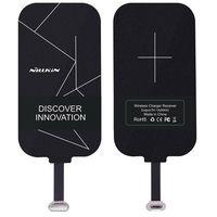 Ładowarki do telefonów, Nillkin Magic Tags odbiornik QI wkładka indukcyjna ze złączem micro USB czarny