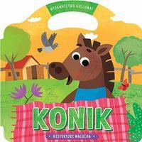 Książki dla dzieci, KONIK HISTORYJKI MALUCHA (opr. kartonowa)